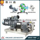 Pompe rotatoire de lobe de miel industriel, pompe colloïdale
