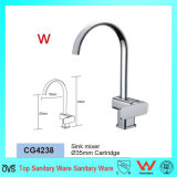 Articles sanitaires en céramique de robinet en laiton de cartouche de fournisseur de filigrane (CG4238)