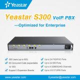 Yeastar S300 Fernsprechsystem IP-PBX für mittlere Geschäfts-Lösungen