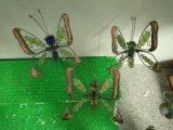 Металлические украшения металлические украшения светятся в темноте сада оформление