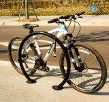 Heißer eingetauchter galvanisierter Fußboden - eingehangene Kreis-Fahrrad-Zahnstangen