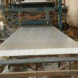 Pannelli a sandwich d'acciaio di colore leggero EPS/Rockwool/Glasswool dell'isolamento termico