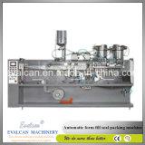 Automatisches Puder-Formen/Füllen/Versiegelnverpackungsmaschine mit Doppellink