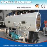 Estirador de alto rendimiento del tubo del PVC, tubo del drenaje del agua de lluvia que hace la máquina