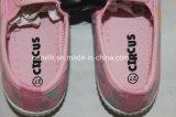 Chaussures de toile de Gilr avec le beau haut