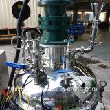 imbarcazione del serbatoio del miscelatore dell'omogeneizzatore del riscaldamento di vuoto 100L200L