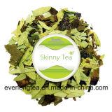 Tè adatto della pancia piana e del Tummy piano di erbe naturale organico con il contrassegno privato