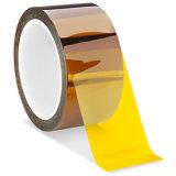 Kaptons Poliamida resistente a altas temperaturas de cinta adhesiva de oro para la tarea de eléctrica, la plataforma de impresión 3D