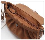 Svago di cuoio del sacchetto del messaggero del sacchetto di spalla della signora PU di modo (WDL0950)