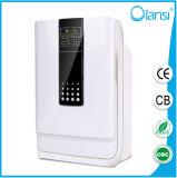Clean plus permanent type HEPA Purificateur d'air avec Germ-Fighting UV, l'ensemble de la Chambre de la Chine purificateur d'air OEM modèle K01c