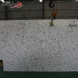 Brame blanche artificielle de quartz d'Alabaste de constructeur chinois