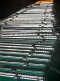 Linéaires de LED Tube en ligne droite de la lumière avec fixation en aluminium 12W