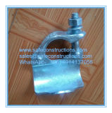 Caja Durable Acoplador de andamios fijos para la construcción