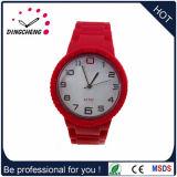 Silikon-Genf-Uhr, Gelee-Armbanduhren, China-Uhr-Fertigung (DC-249)