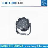 Proiettore esterno dell'indicatore luminoso 12W LED del pavimento del giardino di paesaggio