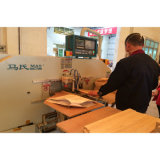 純木の木製様式の顧客用家具(S-02)