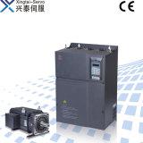 30kw AC ServodieAandrijving in Plastic Machines wordt gebruikt