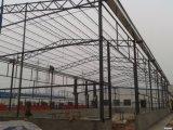 Estrutura de aço Workshop de construção de fábrica