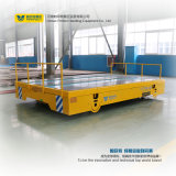 Fabricante eléctrico de la carretilla del transporte de la capacidad de cargamento de 25 toneladas