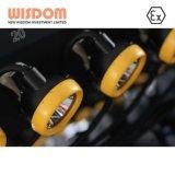 Capacete de trabalho do mineiro de LED de Mineração da lâmpada de farol