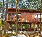 강철 프레임을%s 가진 좋은 조립식 휴일 행락지 그리고 모듈방식의 조립 주택