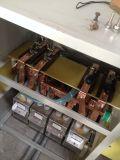 Equipo de calefacción de frecuencia media de inducción de IGBT 200kVA para el latón de fusión