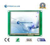 TFT LCD de 3.5 pouces avec l'écran tactile résistif pour des machines d'ingénierie