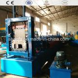 Galvanisierte Stahlkonstruktion Inerchange GrößeC/Z Purlin-Rolle, die Maschine bildet