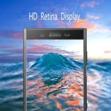 Glace Tempered de protecteur d'écran de Xperia Xz1 avec la garantie de rechange de vie pour Sony Xperia Xz1