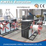 Pipe à grande vitesse de PE/PPR faisant la machine, extrudeuse de pipe d'approvisionnement en eau