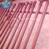 Venta caliente rápida construcción erigir instalar andamios de bloqueo de PIN