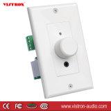Control de volumen amplificado montaje de Bluetooth de la pared del receptor de Bluetooth de la fuente del ODM del OEM con USB incorporado del amplificador, micrófono, (3.5m m) terminal entrada aux. del altavoz