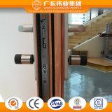 Estilo Puerta-Coreano y japonés de aluminio del grupo del aluminio de Weiye