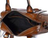 Borsa reale del cuoio della mucca dei sacchetti di spalla del cuoio della pelle del coccodrillo per la signora