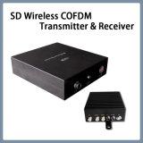 SD 무선 이동할 수 있는 영상 Cofdm 전송기 & 수신기