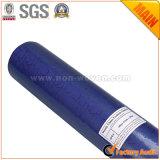 Nonwoven de papel de envoltura de regalos de flores de color azul oscuro nº 28