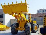 Carregador da roda da cubeta 5ton de China grande