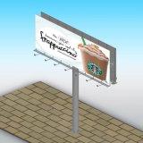 Fornitori parteggiati doppi del tabellone per le affissioni di pubblicità esterna Unipole di Anteriore-Lit