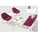 فريد تصميم بناء نوع أريكة قطاعيّ مع معدن قاعدة