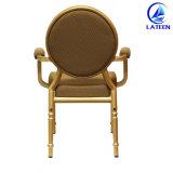 도매 편리한 대중음식점 가구 나무는 팔걸이 의자를 좋아한다