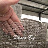 Maglia tessuta collegare dell'acciaio inossidabile SUS304