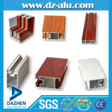 Aluminum Extrusion Profile for Algeria Window DOOR Profile