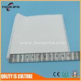 Бирка частоты 865MHz -968MHz RFID UHF высокой эффективности бумажная и намочила Inlay