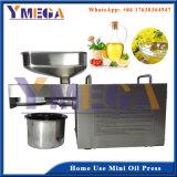 Mini eléctrico automático Máquina de aceite para la elaboración de aceite de caja de seguridad