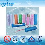 18650 26650 célula de batería de la batería de ion de litio LiFePO4 con el certificado de RoHS del Ce de la UL del Bis kc