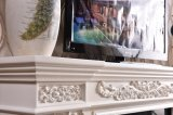 Hand Carved Statues Sculpture European Electric Fireplace