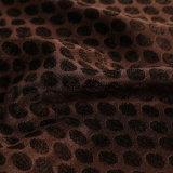 Новая конструкция из жаккардовой ткани Chenille кофе цвет диван ткань