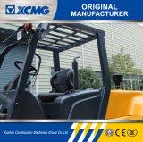 XCMG 5 тонн новый дизельный вилочный погрузчик с Isuzu двигатель и рычаг переключения передач со стороны для продажи