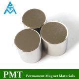 N45 de Hoge Permanente Magneet van de Cilinder met het Magnetische Materiaal van het Neodymium