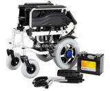 Электрическая складная инвалидная коляска для инвалидов